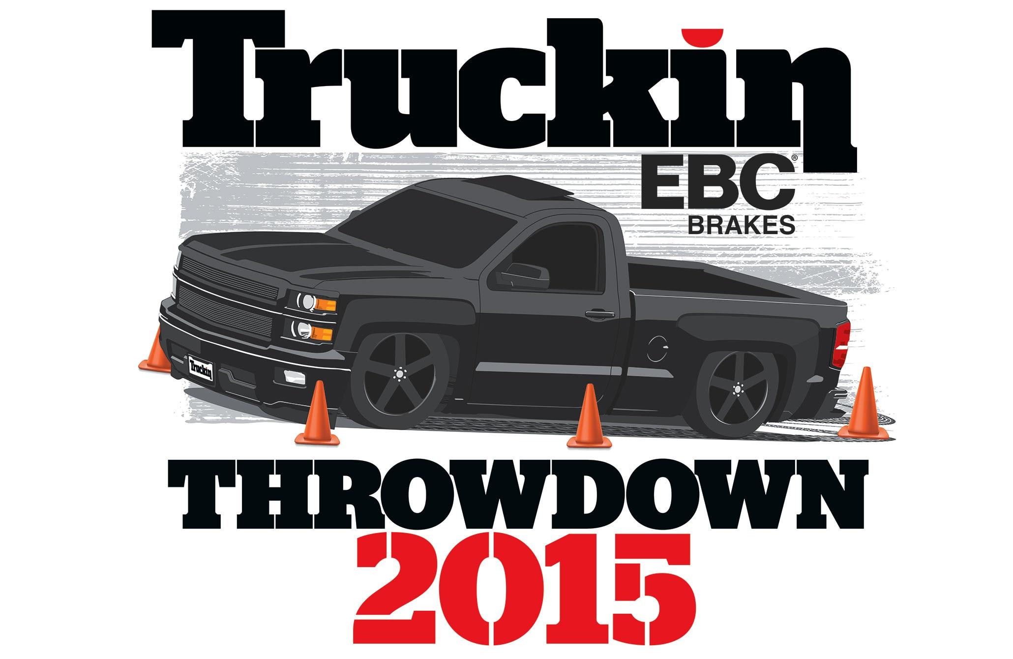 2015 Truckin Throwdown - Presented by EBC Brakes