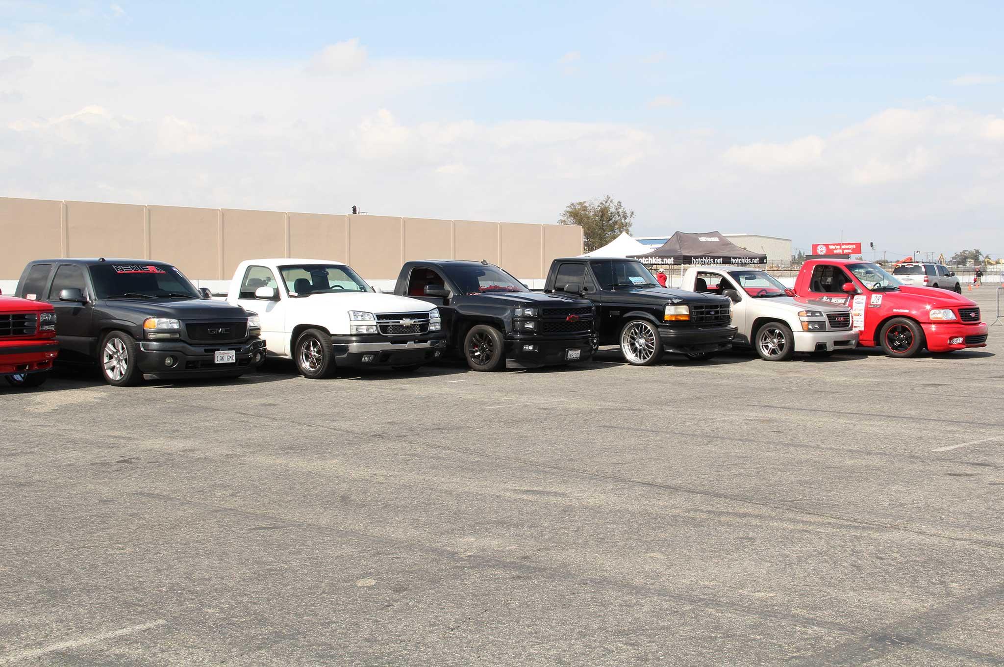 Truckin Throwdown 2015 Part 1 - Meet the Competitors - Presented by EBC Brakes