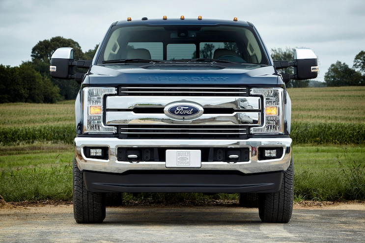 2017 Ford F 250 Super Duty 4x2 Gets