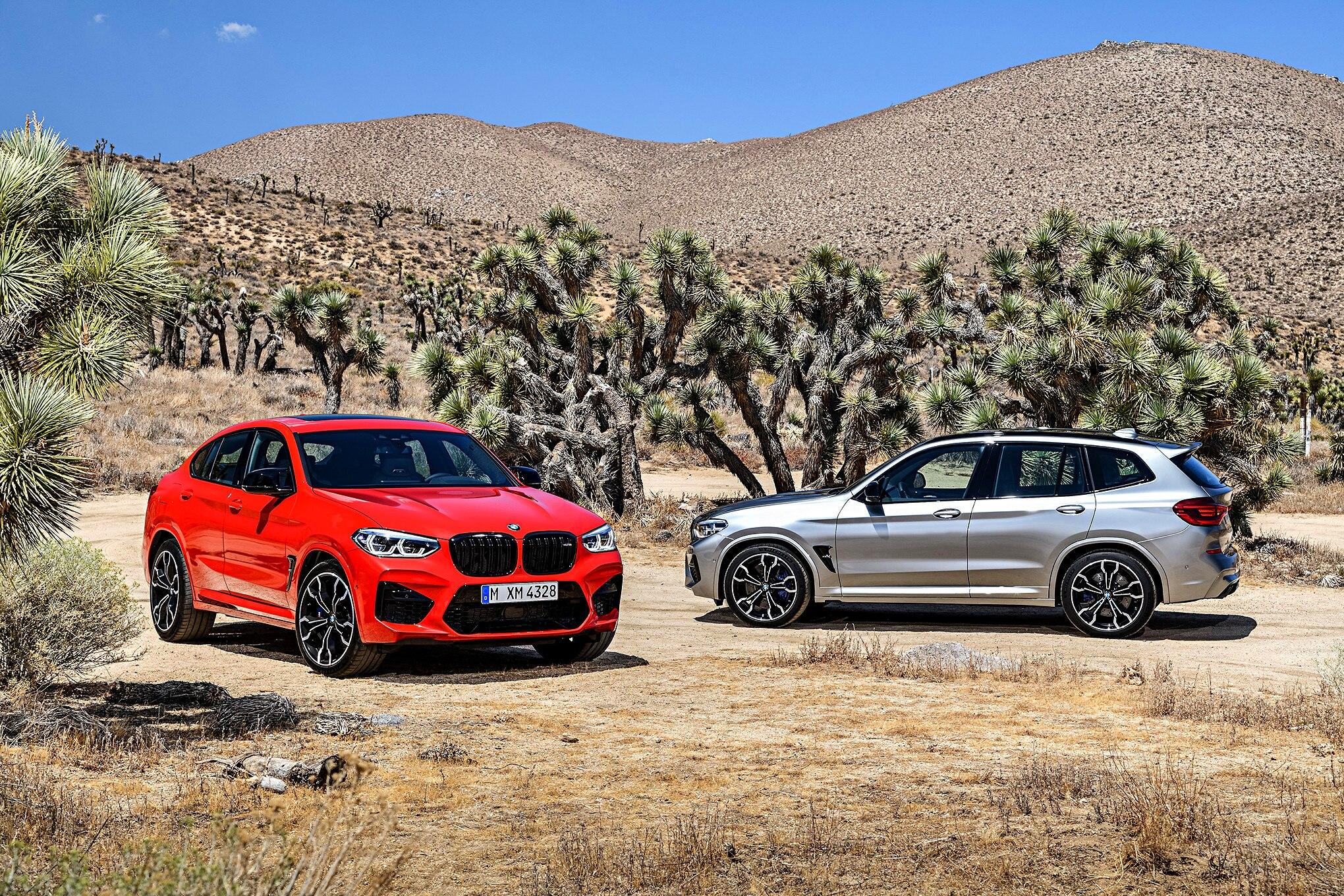 First Drive: 2020 BMW X3 M, 2019 X2 M35i, X7, Rolls-Royce Cullinan
