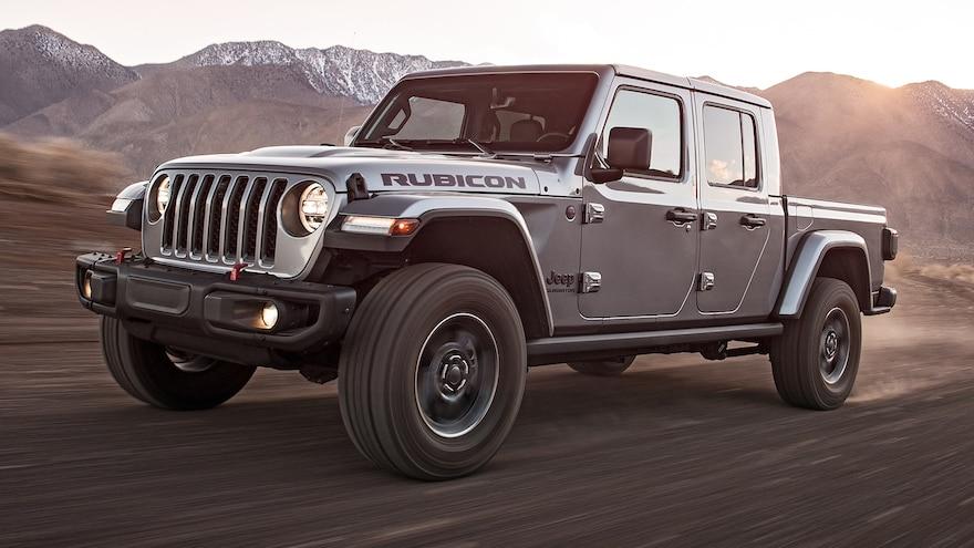 First Drive – 2020 Jeep Gladiator