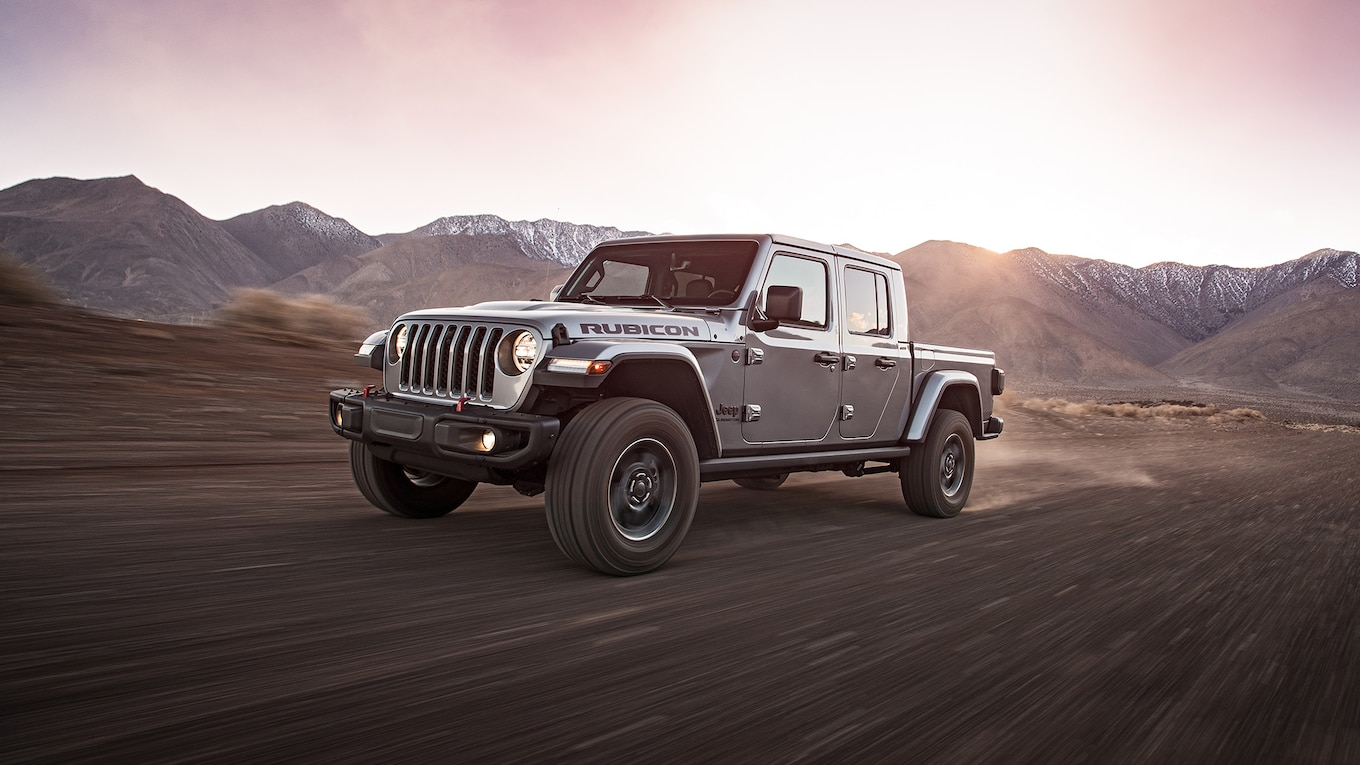 2020 jeep gladiator starts at $33,545, rises to $43,545