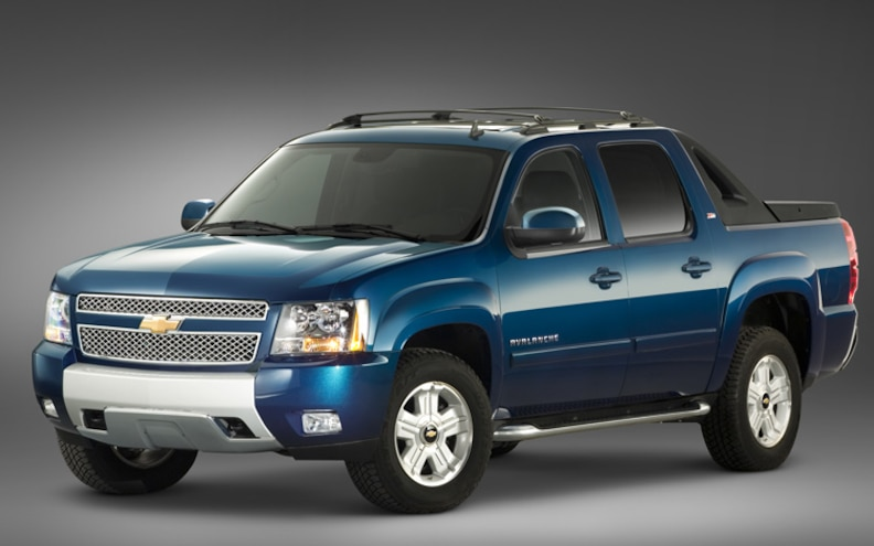 Chevrolet Discontinues Avalanche with Black Diamond Avalanche Edition - Truck Trend News