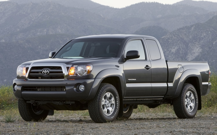 The Hunt For a Truck With A Manual Transmission - Feature ...