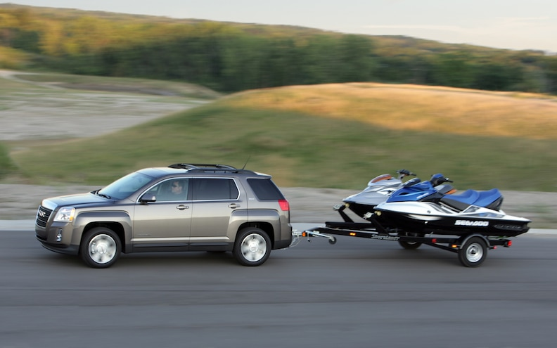 Crossovers Can Tow: We Checked the Numbers - Truck Trend