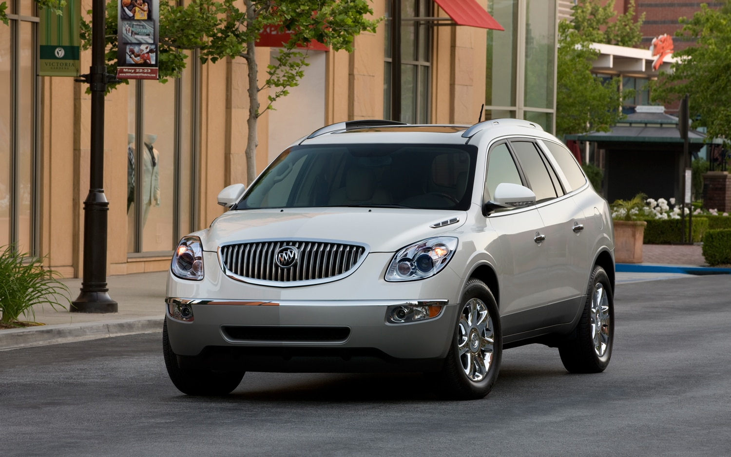 2012 Buick Enclave AWD Premium First Test - Truck Trend