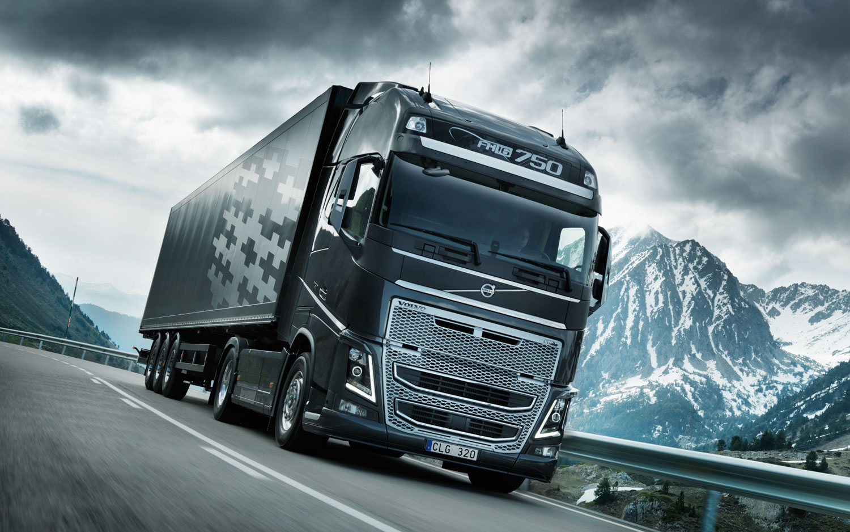 Volvo Unveils New FH Series Truck - Truck Trend News