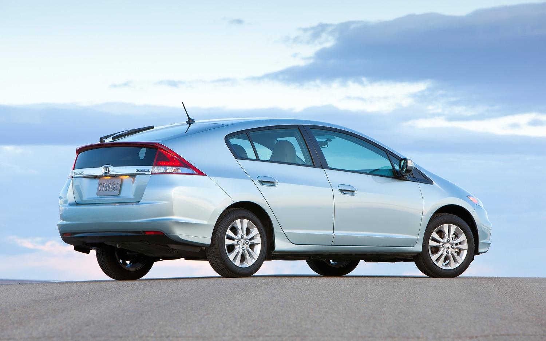 2012 Honda Insight Hybrid First Test - Motor Trend