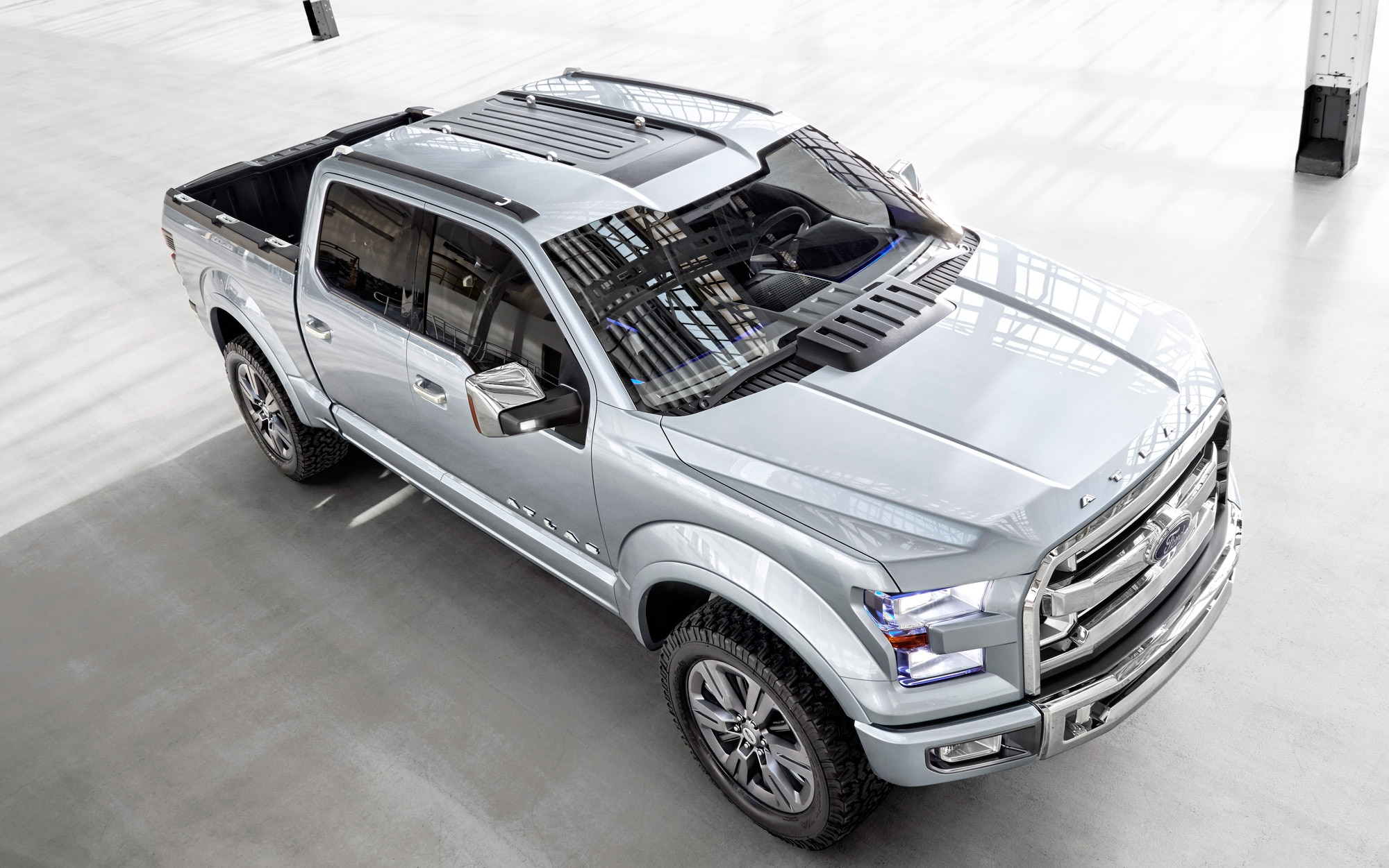 2020 Ford Atlas Images