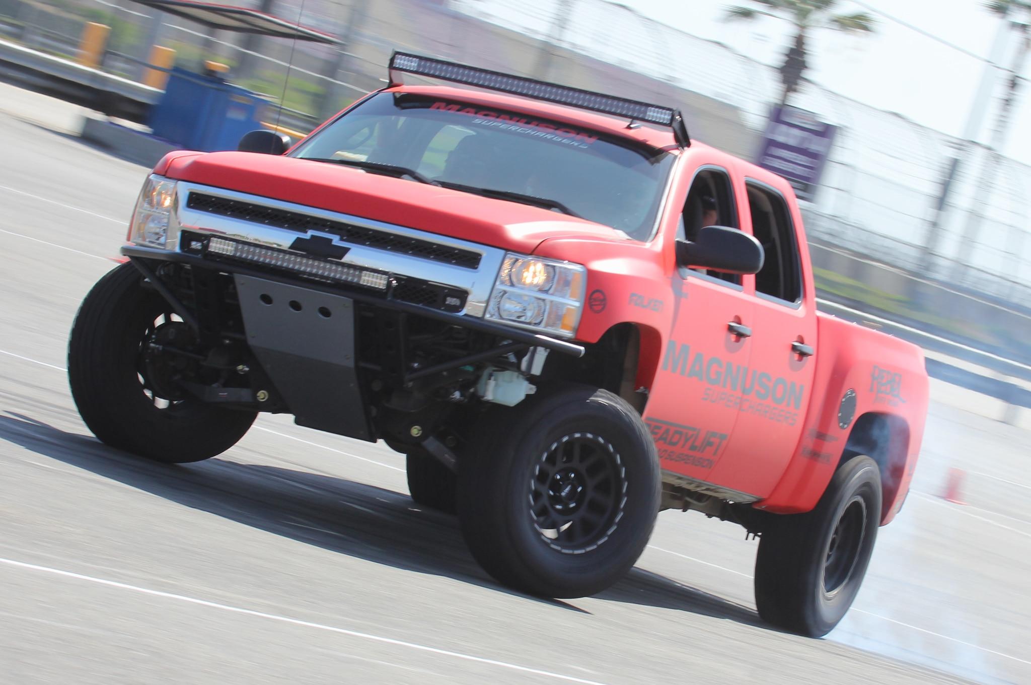 2012 Chevrolet Silverado 1500 - Truckin Throwdown 2014, Presented by EBC Brakes
