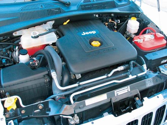 2005 Jeep Liberty Diesel Road Test Diesel Power Magazine