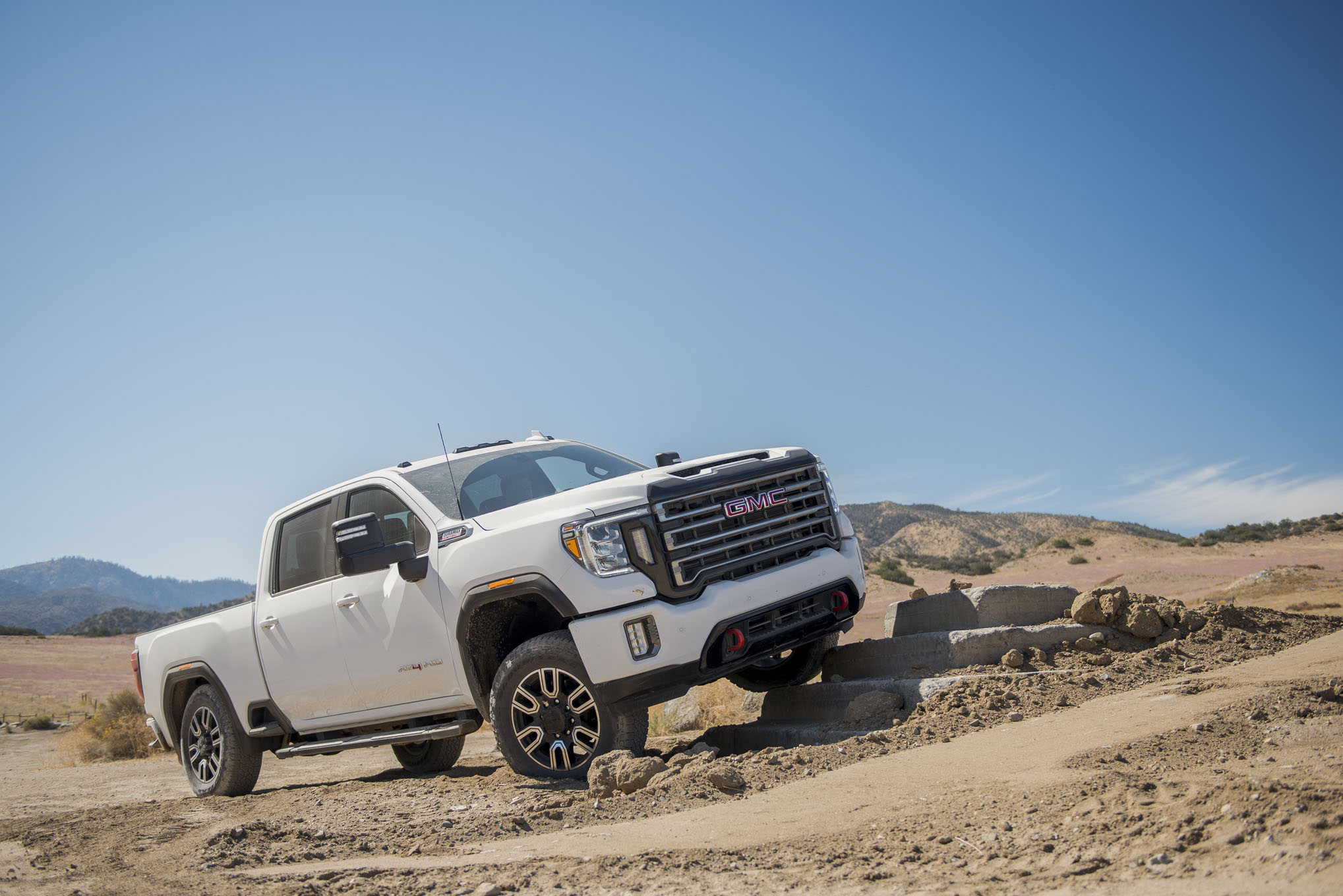 2020 gmc sierra 2500hd at4 duramax: 2020 pickup truck of