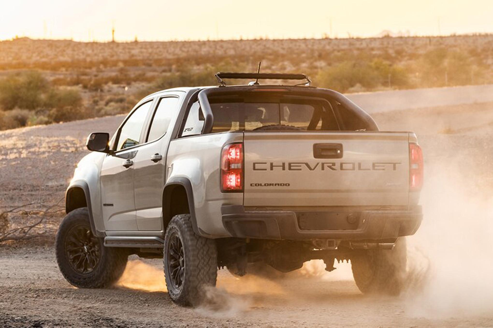 2021 Chevy Colarado Diesel Redesign