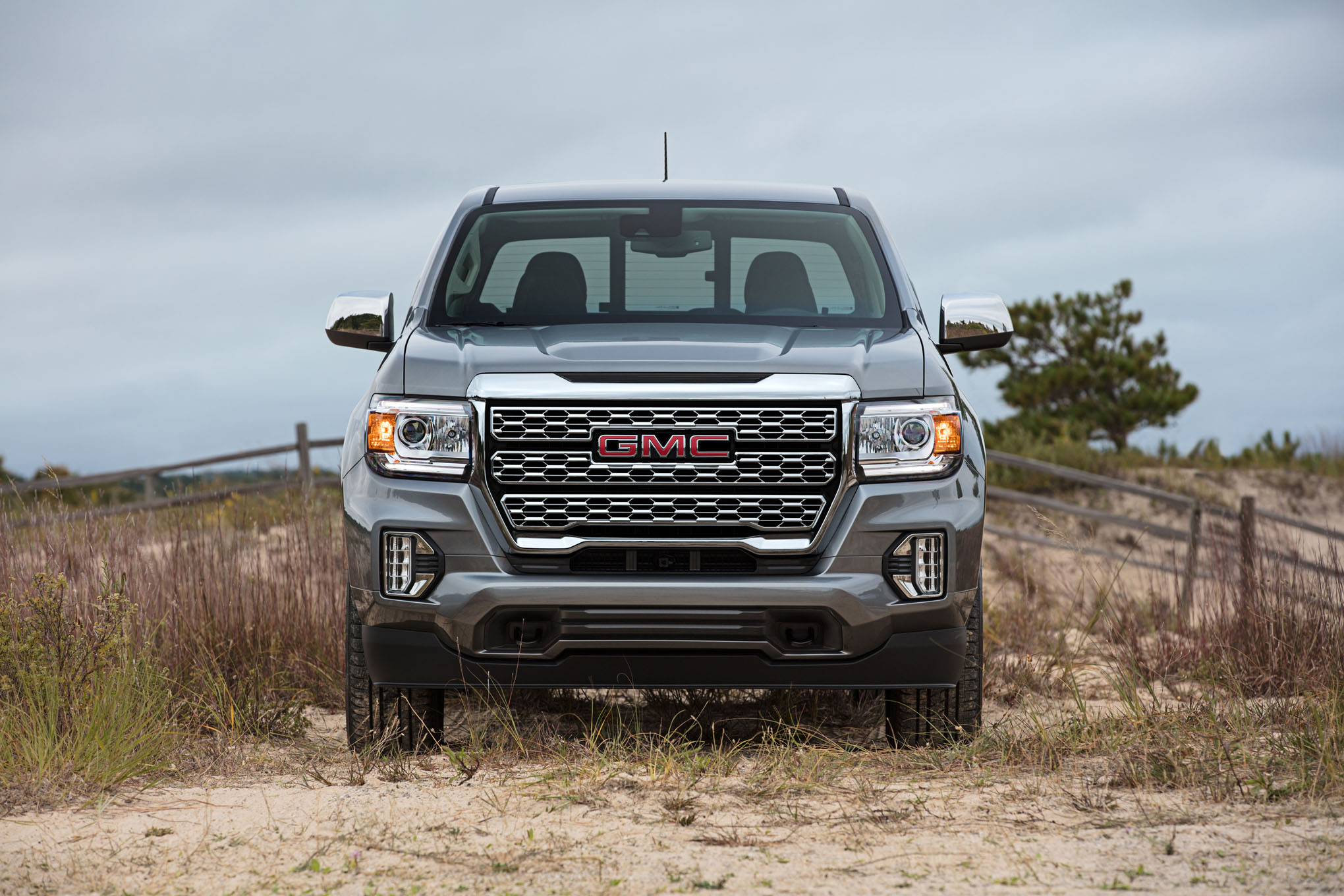 2021 Gmc Canyon Diesel Picture