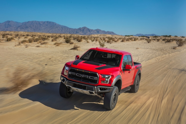 What Happened To The 2021 Ford F-150 Raptor