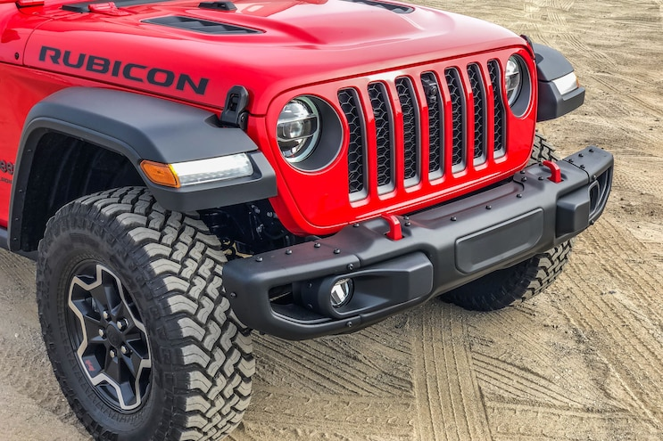 2020 jeep gladiator rubicon ecodiesel